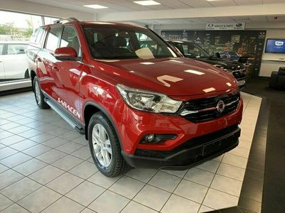 used Ssangyong Musso 2.2TD Saracen (EU6) auto