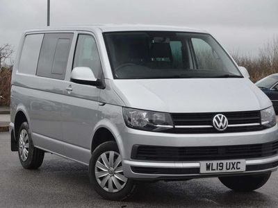 used VW Transporter 2.0 Tdi Bmt 150 Trendline Kombi Van