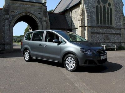 used Seat Alhambra tdi s automatic 2.0 5dr