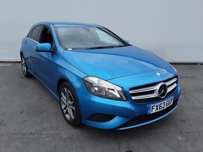 used Mercedes A180 A CLASSCDI BLUEEFFICIENCY SPORT AUTO