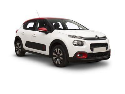 used Citroën C3 PURETECH FLAIR NAV EDITION 5-Door