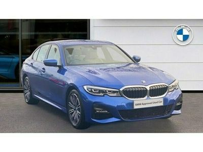 used BMW 330e 3 SERIES SALOONM Sport 4dr Auto