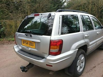 used Jeep Grand Cherokee 2.7 CRD Limited 5dr Auto