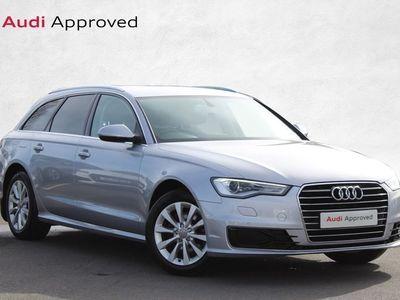 used Audi A6 2.0 TDI Ultra SE 5dr S Tronic Estate 2016