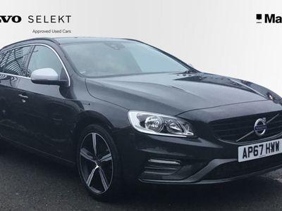 used Volvo V60 sportswagon