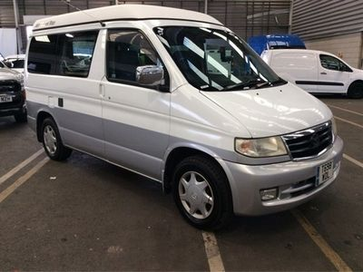 used Mazda Bongo -4 BERTH 2.5 DIESEL AUTOMATIC