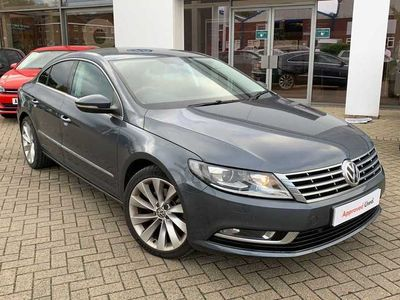 used VW CC Saloon 2.0 TDI 140PS GT 4Dr
