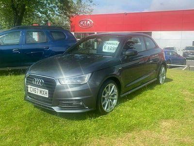 used Audi A1 1.6 TDI S Line 3dr