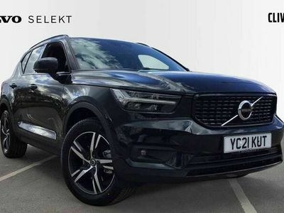 used Volvo XC40 B4 FWD (Petrol) R-Design Auto (Heated Seats, Smartphone) 2.0 5dr