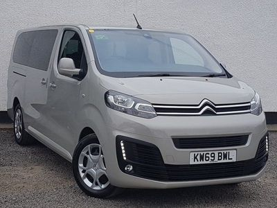 used Citroën Spacetourer 1.5 BlueHDi 120 Feel XL [8 Seat] 5dr