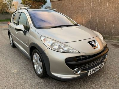 used Peugeot 207 Outdoor SW 1.6 VTi SPECIAL EDITION 5dr