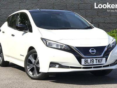 used Nissan Leaf 40kWh Tekna Auto 5dr