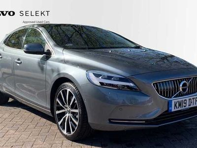 used Volvo V40 D3 Inscription Automatic-Blond Leather, Xenium Pack, Intellisafe Pro 2.0 5dr