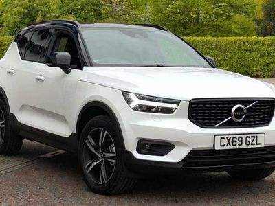 used Volvo XC40 2.0 D4 [190] R Design 5Dr Awd Geartronic