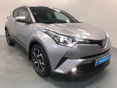 used Toyota C-HR Design 5dr 1.8 Hybrid 1.8 VVT-h Design CVT (s/s) 5dr