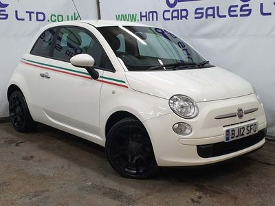 used Fiat 500 0.9 TwinAir Plus (s/s) 3dr