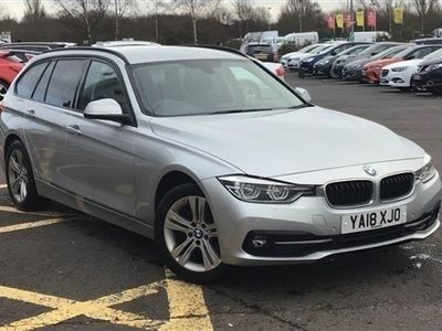 used BMW 320 3 Series D Xdrive Sport 5Dr Step Auto