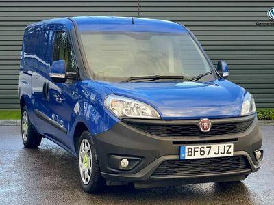used Fiat Doblò 1.3 Multijet 16V 95 SX Van