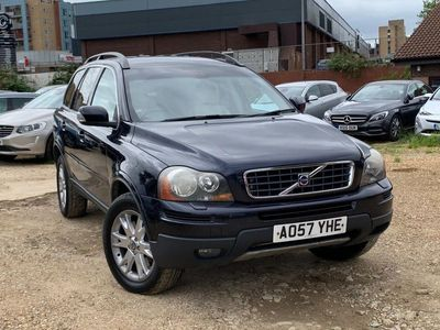 used Volvo XC90 3.2 SE Geartronic AWD 5dr