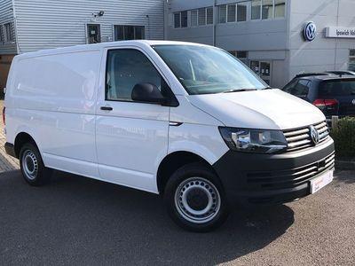 used VW Transporter 2.0 TDI BMT 102 Startline Van Euro 6