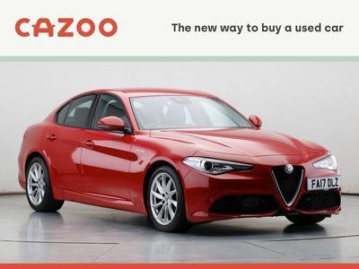 used Alfa Romeo Giulia 2L Veloce T 4dr