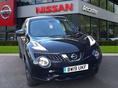 used Nissan Juke 2019 Slough 1.6 [112] Bose Personal Edition 5dr