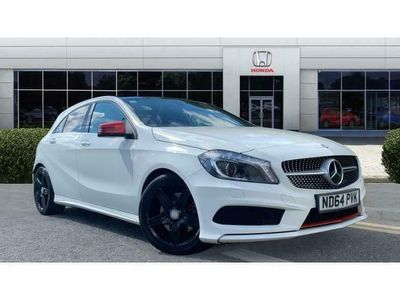 used Mercedes A250 A ClassEngineered by AMG 5dr Auto [Map Pilot]