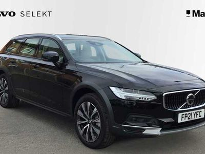 used Volvo V90 CC B4 AWD MILD HYBRID (Diesel) Automatic, TOWBAR, Panoramic Sunro DRIVER ASSIST PACK, Climate Pack, SENSUS NAVIGATION, On Call APP