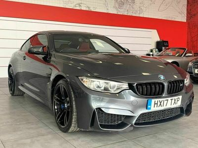 used BMW M4 M42dr Coupe 2017