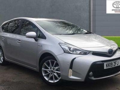 used Toyota Prius+ 1.8 Vvti Excel Tss 5Dr Cvt Auto
