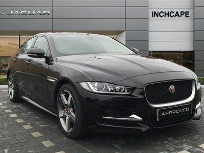 used Jaguar XE 2.0D [180] R-Sport 4Dr Auto
