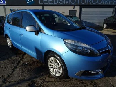 used Renault Grand Scénic 1.6 TD ENERGY Dynamique TomTom Bose+ Pack (s/s) 5dr