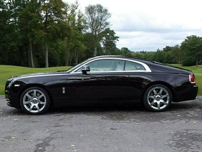 used Rolls Royce Wraith COUPE AUTO Coupe 2015