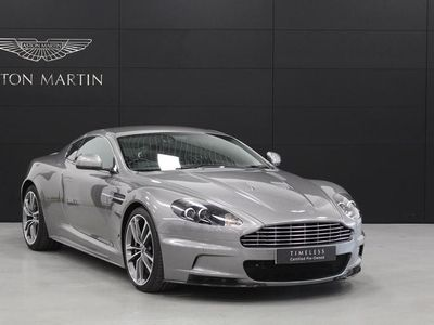 used Aston Martin DBS COUPE V12 2DR TOUCHTRONIC AUTO
