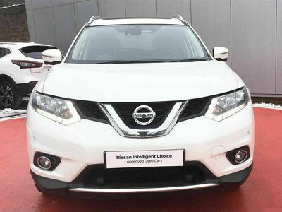 used Nissan X-Trail 2.0 dCi N-Vision 5dr Xtronic