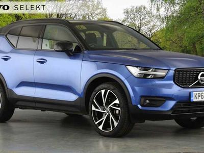used Volvo XC40 T4 AWD R-Design Pro Automatic (We are open please call/e-mail)