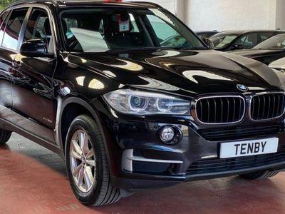used BMW X5 3.0 XDRIVE30D SE 5d AUTO 255 BHP