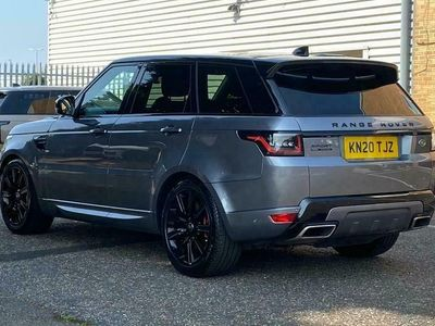 used Land Rover Range Rover Sport 2.0 P400e Autobiography Dynamic