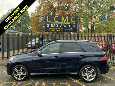 used Mercedes GLE350 Gle-Class 3.0D 4MATIC AMG LINE 5d 255 BHP THE FINANCE EXPERTS PLEASE CALL US