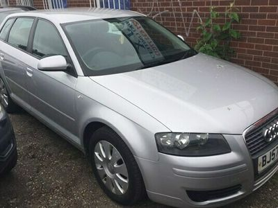 used Audi A3 Sportback 1.9 TDI Special Edition 5d