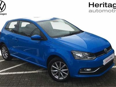 used VW Polo 1.2 TSI Match 90PS 3Dr Hatchback