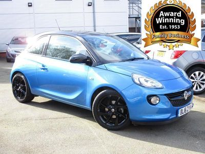 used Vauxhall Adam 1.2i Energised 3dr GREAT SPECIAL EDITION