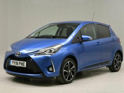 used Toyota Yaris Hatchback Design 1.5 VVT-i 5d