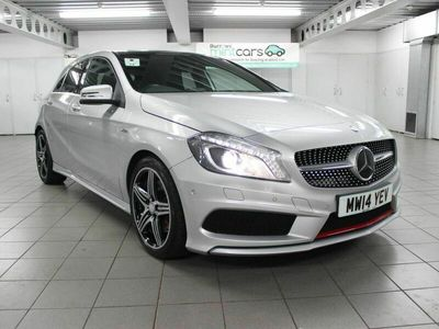 used Mercedes A250 A Class 2.0AMG Sport 7G-DCT 4MATIC 5dr