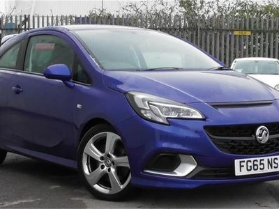 used Vauxhall Corsa 1.6T Vxr 3Dr