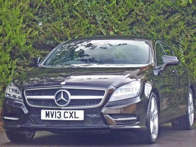 used Mercedes CLS250 CDI BLUEEFFICIENCY AMG SPORT AUTOMATIC