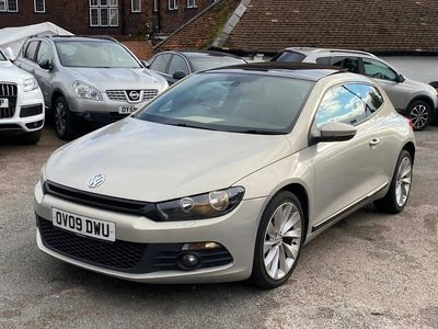 used VW Scirocco GT