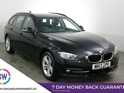 used BMW 320 3 Series D SPORT TOURING 2.0 5dr