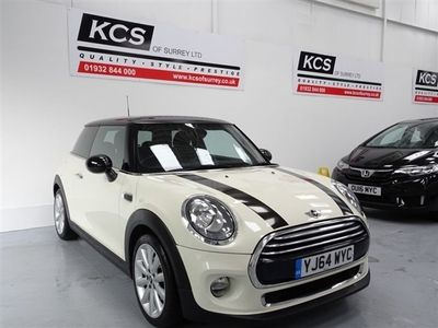 used Mini Cooper Hatch Cooper 1.53d 134 BHP