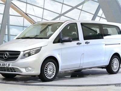 used Mercedes Vito 119 CDI [2.0] Select 8-Seater 9G-Tronic